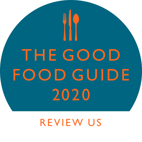 The Good Food Guide badge
